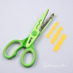 Ozdobné nůžky Elina