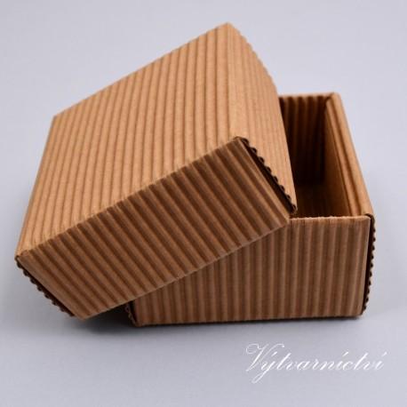 přírodní krabička