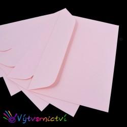 Růžové obálky
