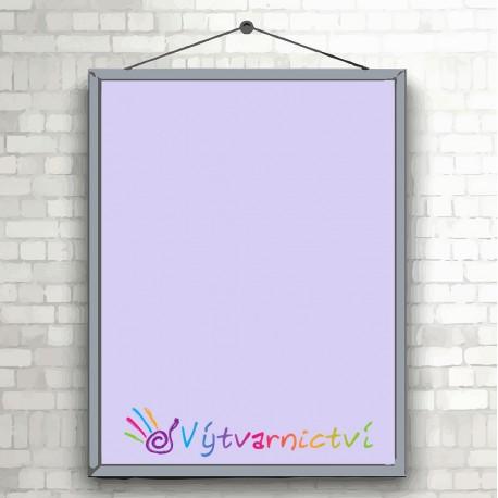 Světle fialové papírové kartony (5 ks)