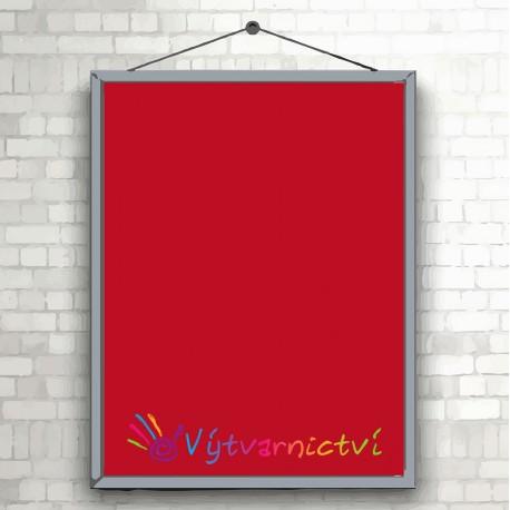 Tmavě červené papíry
