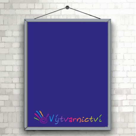 Tmavě modré papírové kartony (5 ks)